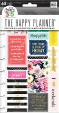 MAMBI The CLASSIC Happy Planner Stickers - Happy Life