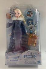 Disney Olaf's Frozen Adventure Elsa Treasured Traditions Doll NIB