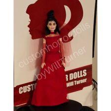 Sale! Lydia Deetz Custom Horror Doll Beetlejuice Ooak Wedding Dress Version