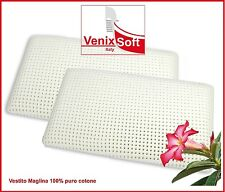 memory foam pillows orthopedic neck support antibacterial SilverFresh 2 Two