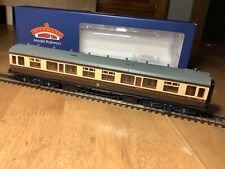 Bachmann 34-128 GWR Chocolate & Cream 60ft Collett 1st/3rd Corridor Coach 7318