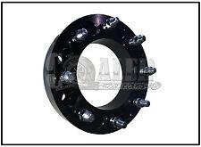 "1x 2"" Thick Steel Skid Steer Wheel Spacer 8x8 5/8"" Studs 6"" Cb Fits Case / Gehl"