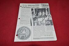 Lorain Crane Controlled Hoist Clutches Dealer's Brochure RPMD