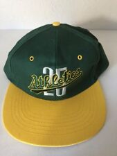 Oakland A's Athletics Baseball Hat Cap 25 Snap Back One Size Fits All
