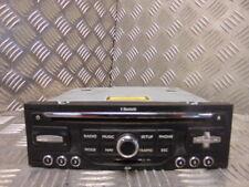 Pioneer 2din mp3 USB aux radio del coche para peugeot 307 207 socios Expert klavierlac