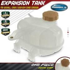 Coolant Expansion Tank w/ Cap for Vauxhall Corsa D 06-14 Combo Corsavan 1304009