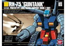 GUNDAM - RX-75-4 Guntank HG High Grade Model Kit 1/144 - HGUC #007