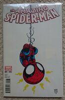 Amazing Spider-Man #1, Skottie Young Variant Cover, Marvel Comics