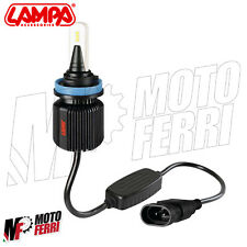 MF2083 - LAMPADINA FARO ANTERIORE LED BLADE H11 H8 H9 H16 UNIVER MOTO SCOOTER