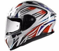 CASCO INTEGRALE HELMET AIROH 2017 VALOR Commander GLOSS NERO LUCIDO MOTO XL 61
