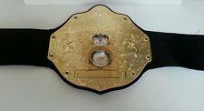 WWE WRESTLING-Mondiale Pesi Massimi Campione Cintura MATTEL 2010 suoni giocattolo funziona