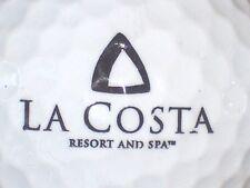 (1) La Costa Resort Golf Course Logo Golf Ball