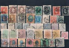 Brasil. Conjunto de 41 sellos clasicos diferentes con valor de catalogo 671.50