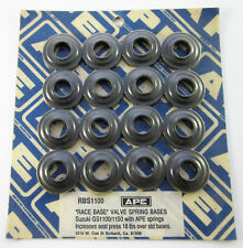 RACE BASE PERFORMANCE Valve Spring Bases Suzuki GS1100 RBS1100