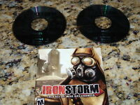 Iron Storm The Face Of War Has Changed (PC) Game