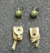 Soldier Story 1/6th Scale USMC Marine 2nd MEB Helmand- Frag Set