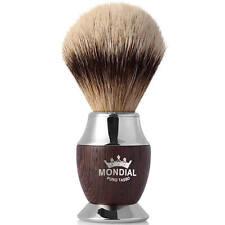 Mondial Luxury Silvertip Shaving Brush Wenge Wood