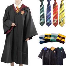 Harry Potter Cosplay Kostüm Kinder Erwachsene Robe Umhang Schal Krawatte Schlips