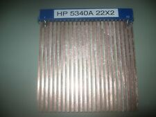 HP 5340A EXTENDER BOARD Frequency Counter 22X2 riser IN KIT FORM
