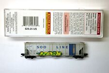MTL Micro-Trains 99110 Soo Line 71389 FW Factory Weathered