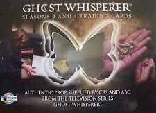 Ghost se comunica con temporadas 3 y 4 caso Topper Prop Tarjeta CT diente