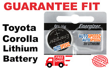 TOYOTA COROLLA 2014 - 2017 SMART KEY FOB BATTERY REPLACEMENT REMOTE #82