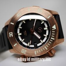 ZELOS ABYSS 2 BRONZE 3000M BROKEN REPAIR NEEDED INTERNATIONAL SHIPPING US DEALER