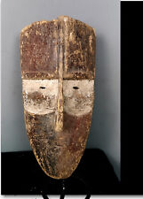 More details for primitive african tribal aduma mask   -- gabon ade 9