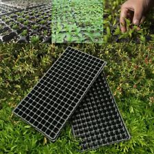 5 Pack 200 Cell Seedling Starter Trays For Seed Germination Plant  US