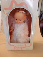 Vintage 1987 Cameo's Kewpie Bride Doll with Veil from Jesco