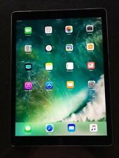 Apple iPad Pro 128GB, Wi-Fi + Cellular (Unlocked), 12.9in - Space Gray