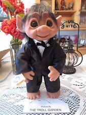 "GIANT HENRY STYLE GROOM  w/ TAG - 17"" Dam Troll Doll - NEW"