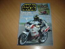 Moto revue N° 2768 Yamaha 400 FZR.Cagiva 125 S1.Salon