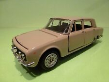 TOGI  ALFA ROMEO 2000 BERLINA - BEIGE 1:23 - GOOD CONDITION