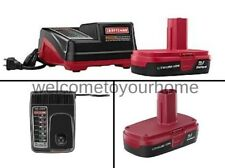 Craftsman C3 19.2-Volt Lithium-Ion Compact Battery & Charger Starter Kit