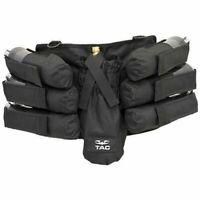 Valken V-TAC 6+1 Paintball Harness Pack - Tactical Black