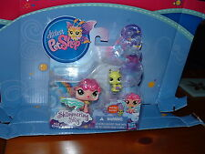 Littlest Pet Shop SHIMMERING SKY FAIRIES #2706 2707