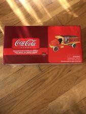 New Amazing Coke Truck Coca Cola 1925 Mack AC Depot Limited Die Cast Car 1:34