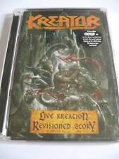 KREATOR live kreation revisioned glory DVD thrash metal metallica iron maiden cd