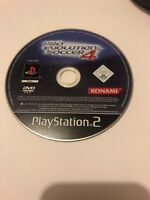 😍 jeu playstation 1 ps1 psx ps2 ps3 cd pal pro evolution soccer 4 pes