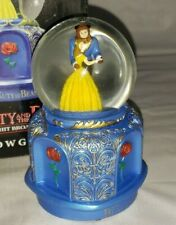 Beauty and the Beast The Broadway Musocal Snowglobe with Box