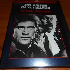 Lethal Weapon (DVD 2000 Widescreen Director's Cut) Danny Glover, Mel Gibson Used