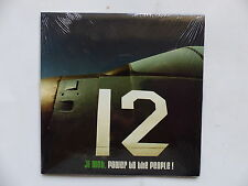 CD  album promo JI MOB Power to the people COMET CD 047 ELEC JAZZ