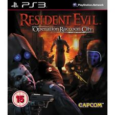 Resident Evil Operation Raccoon City Game PS3