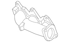 Genuine GM Exhaust Manifold 12571074