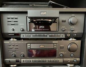 Philips DCC 900. DCC (Digital Compact Cassette Deck).