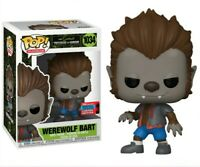 POP! Animation: The Simpsons Treehouse of Horror Werewolf Bart NYCC Shared Exc