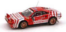 Ferrari 308 Gtb #6 Winner Tour De France 1981 Andruet / Bouchetal 1:43 Model