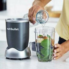 NutriBullet Pro 600 Watt Single-Serve Extractor Blender Set with 8 pieces