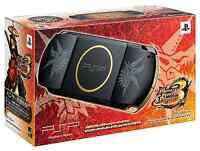 SONY Play Station Portable PSP Monster Hunter 3rd Hunters Model PSP-3000MHB NEW